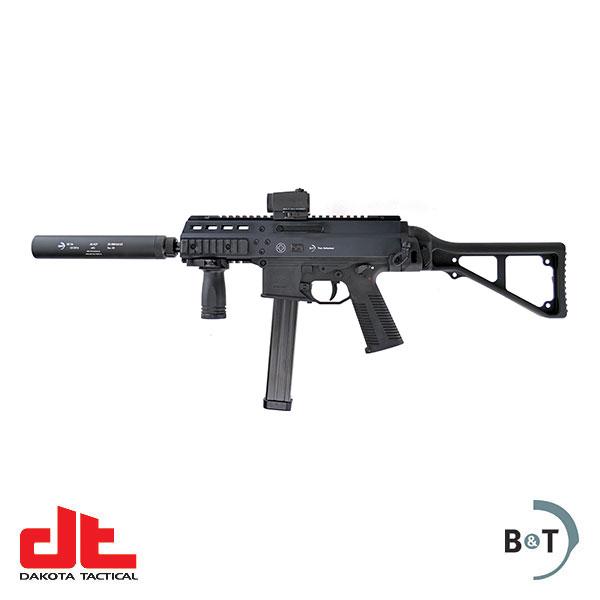 B&T QD SMG/PDW .45 ACP Suppressor, 3-lug