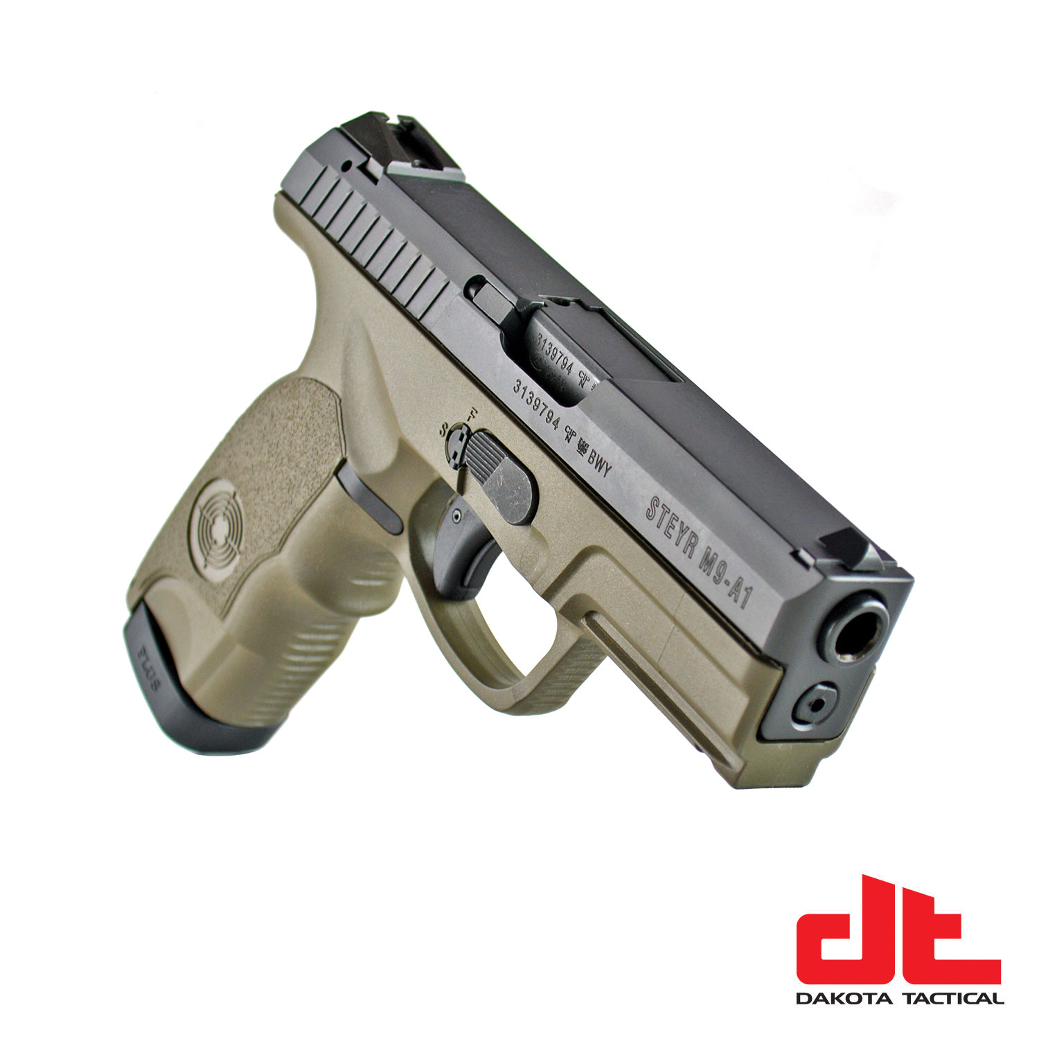 Steyr Arms M9-A1 9mm Semi-Automatic Pistol OD GREEN ...